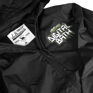 Belching Beaver Digital Bath Windbreaker