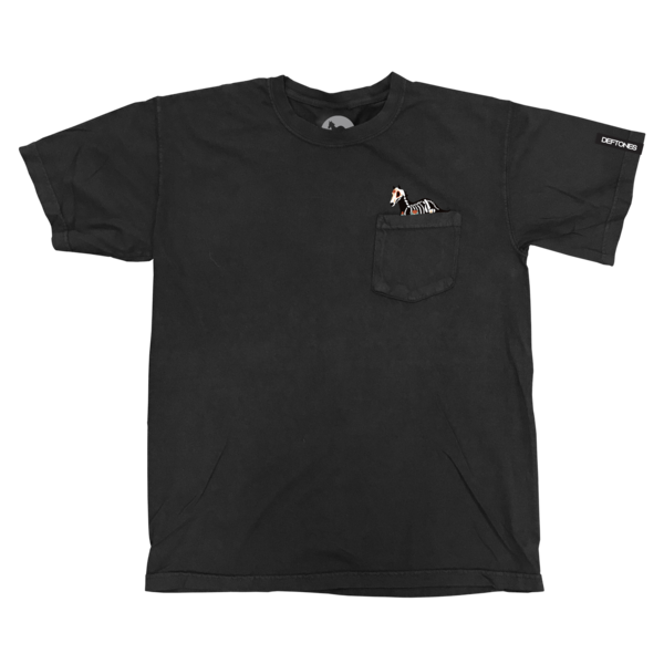 DDLD Pony Pocket T-Shirt