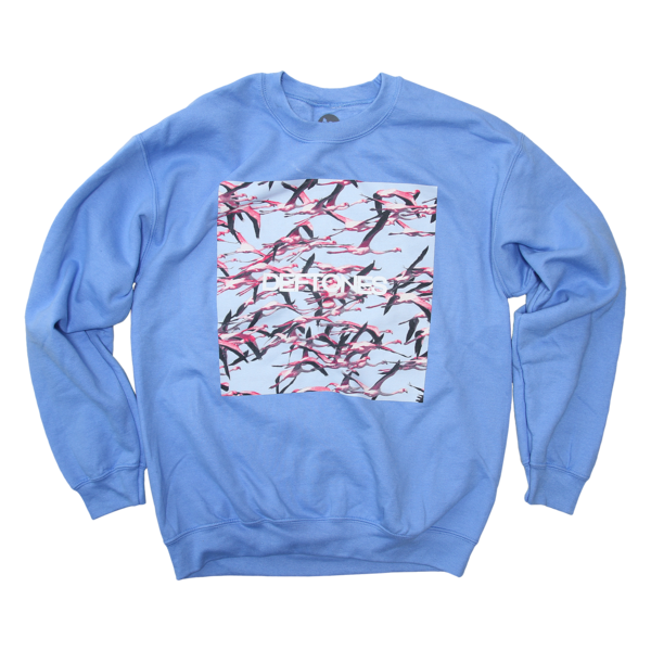 Gore Cover Light Blue Crewneck