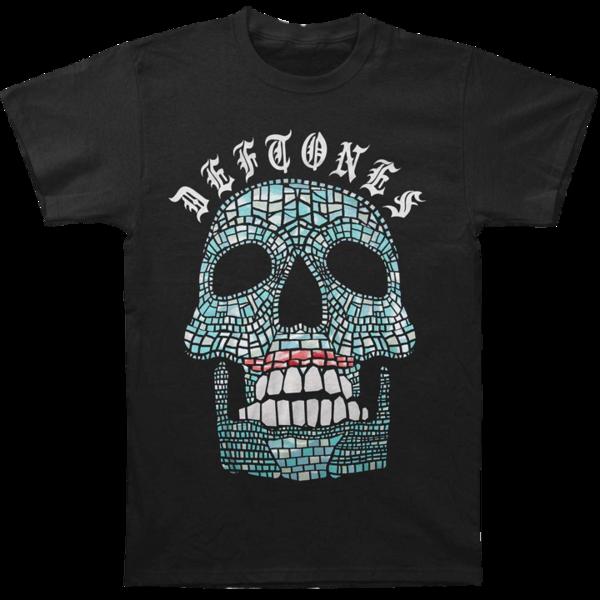 Los Deftones Skull T-Shirt