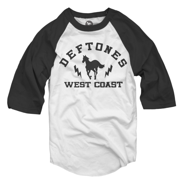 Pony West Coast Raglan