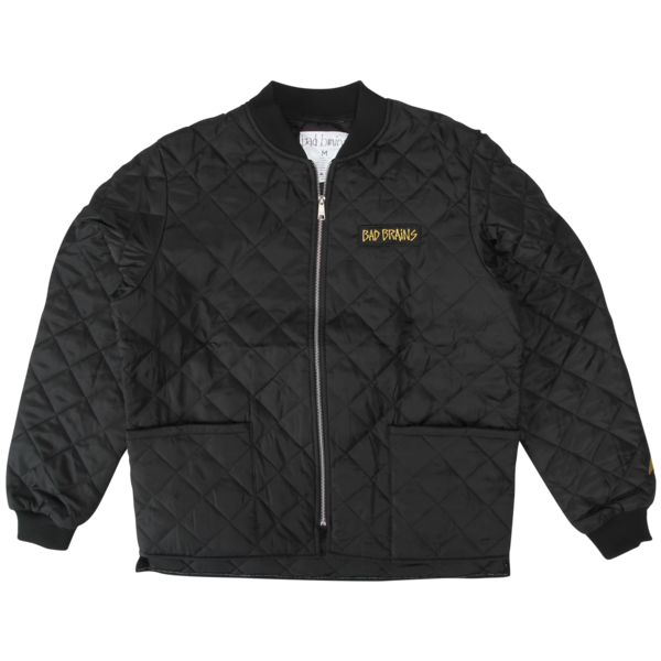 40th Quilted Logo Jacket