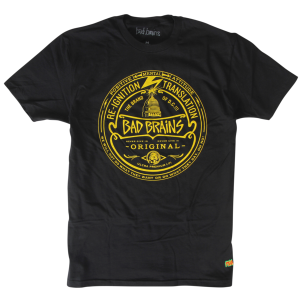 40th Coin Black T-Shirt