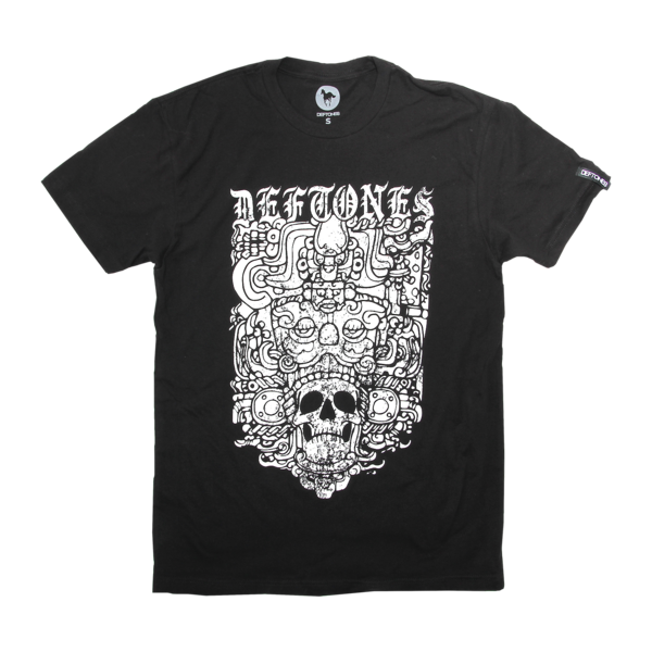 Ancient Skull T-Shirt (Black)