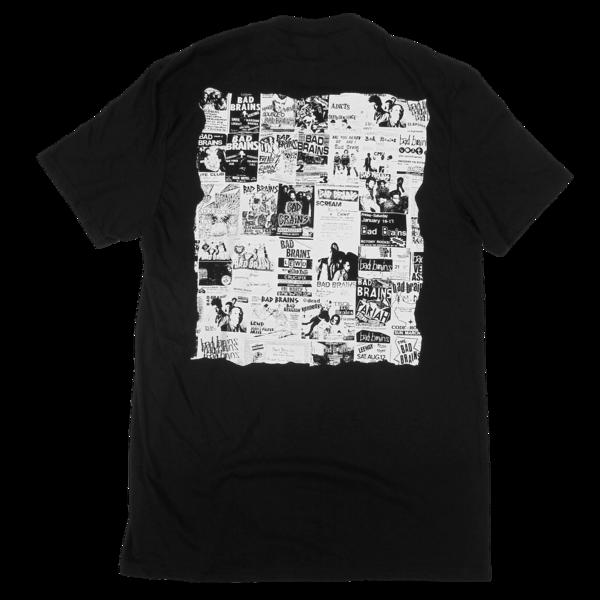 Flyer Back Black T-Shirt