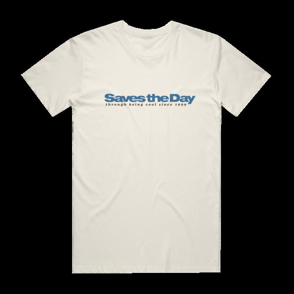 Through Being Cool - Titles Natural T-Shirt