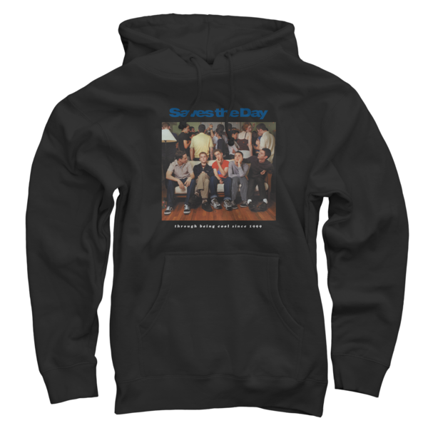 Through Being Cool - Black Pullover