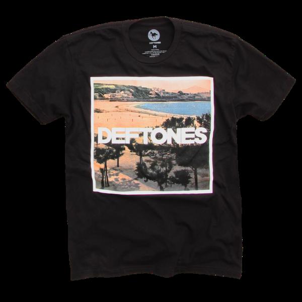 California 2015 Tour Black T-Shirt