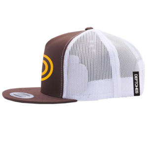 CAPITAL D TRUCKER HAT