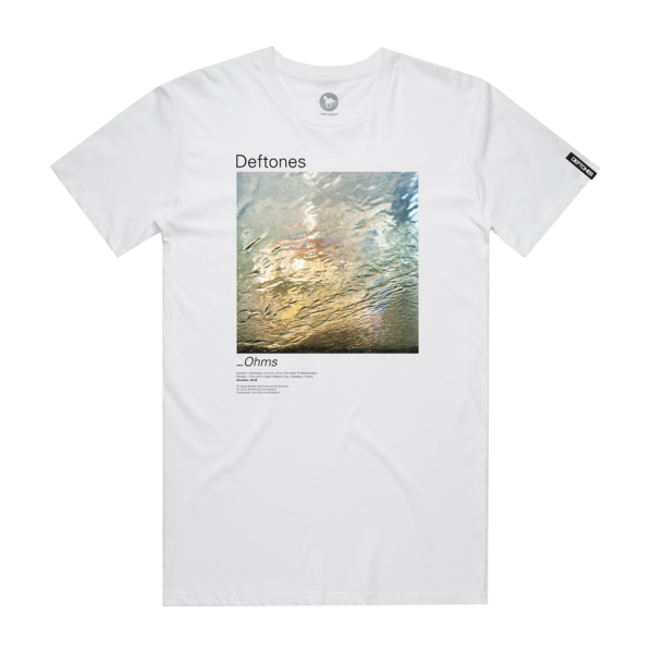 Ohms Underwater White Tee