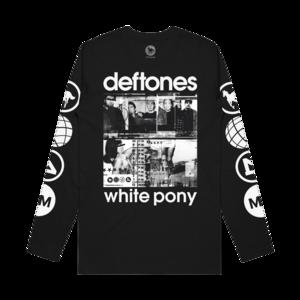 White Pony 20th Anniversary Black LS