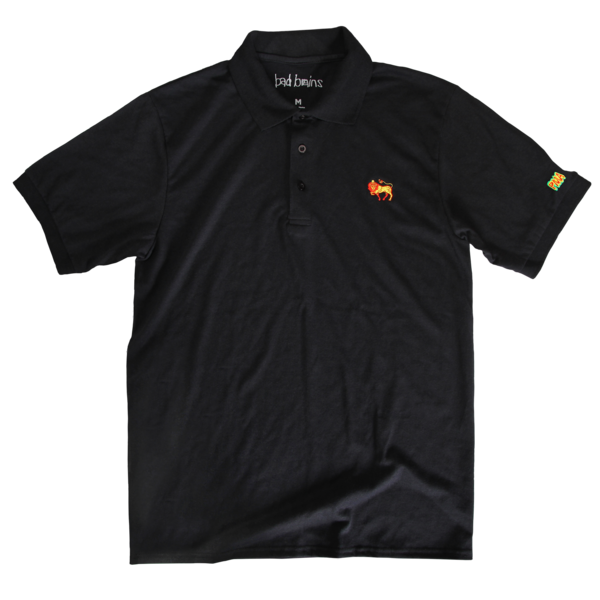 Embroidered Build A Nation Polo