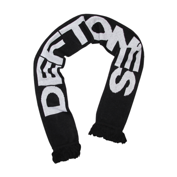 Deftones Logo Scarf (Black)