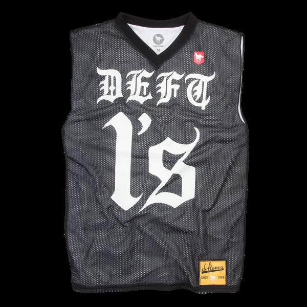 Deftones Basketball Jersey
