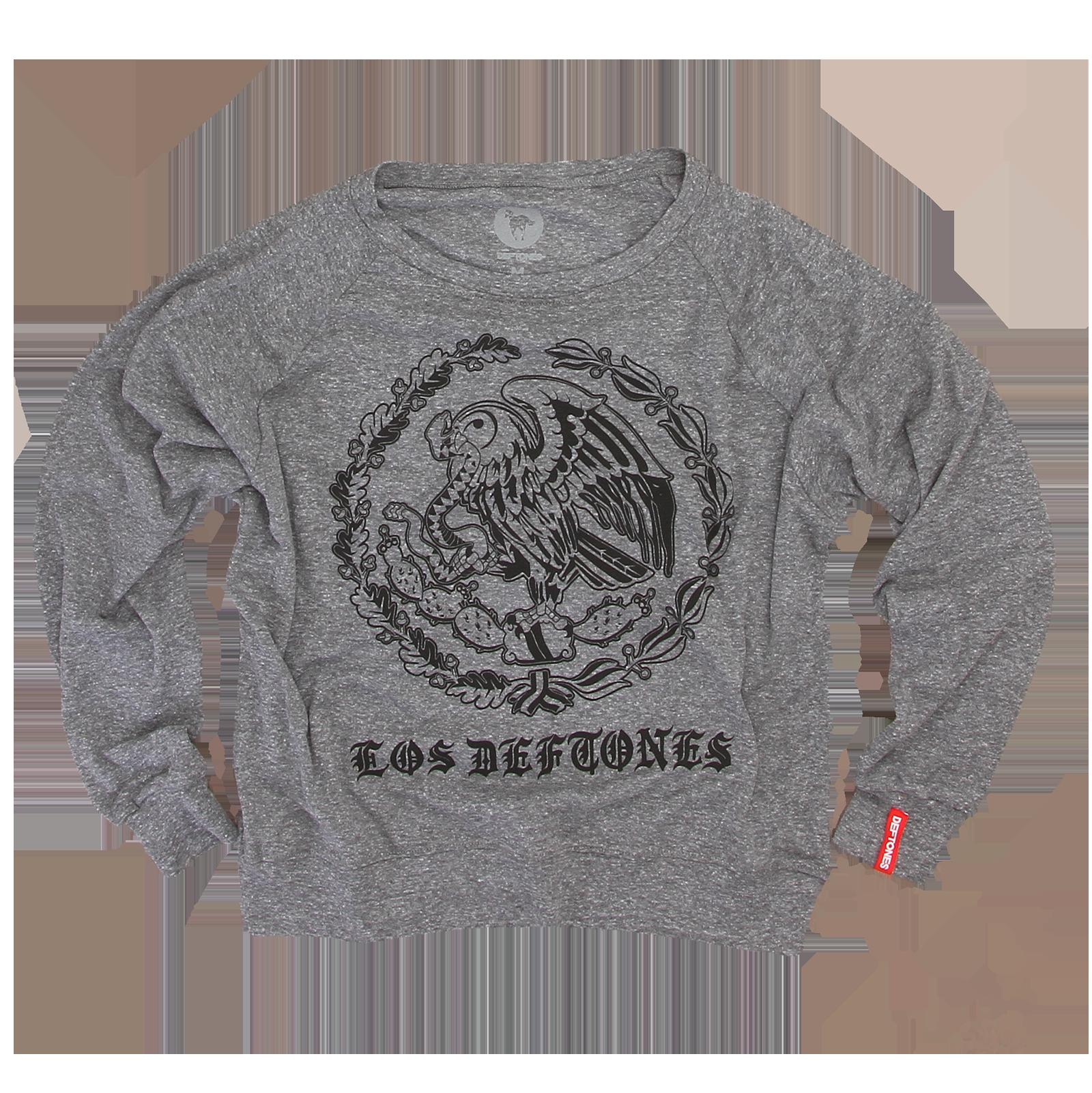 Los Deftones Women's Crewneck Sweatshirt